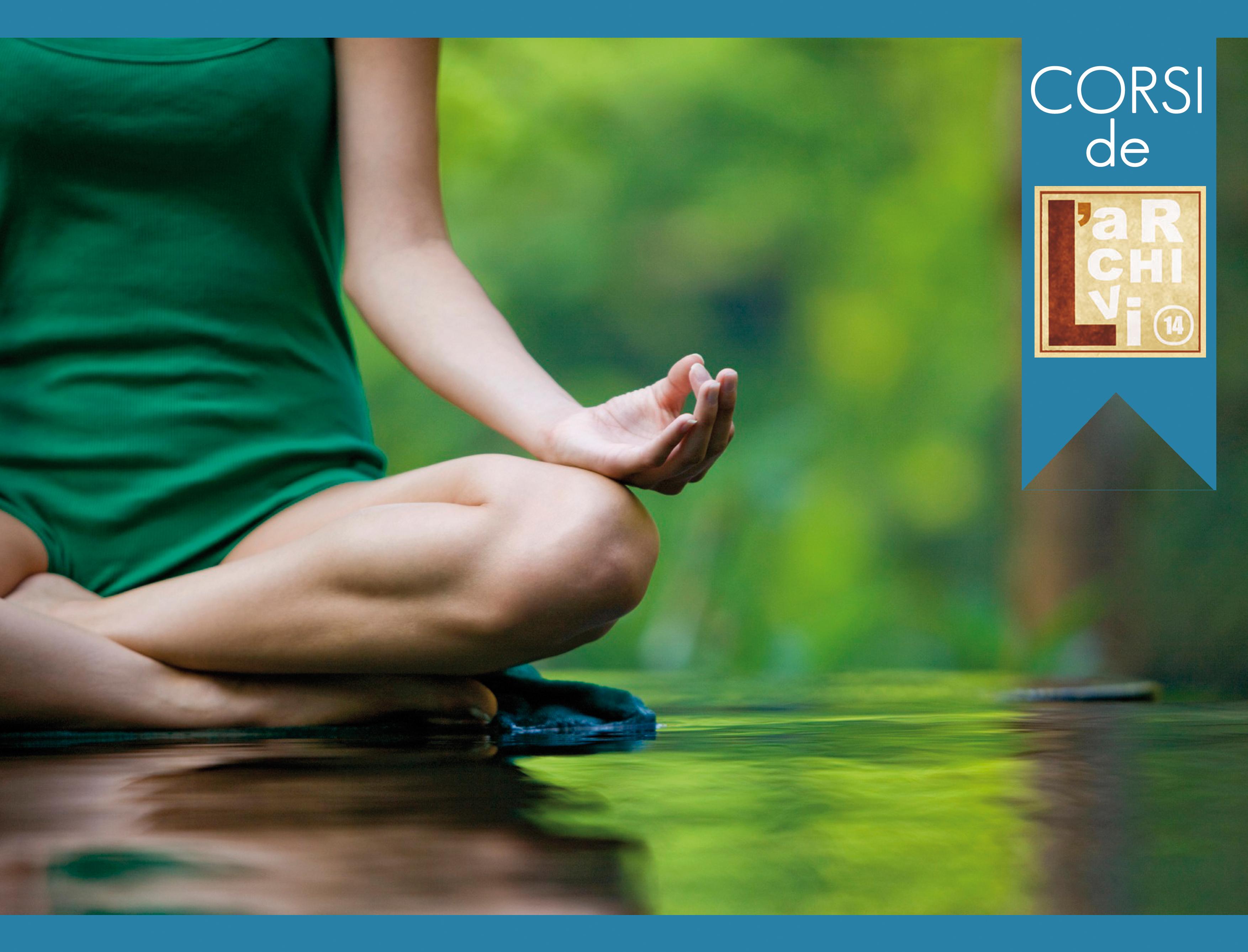Corso di Hatha Yoga <br/> lunedì dalle 19:30